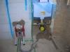 Staffe per sanitari sospesi