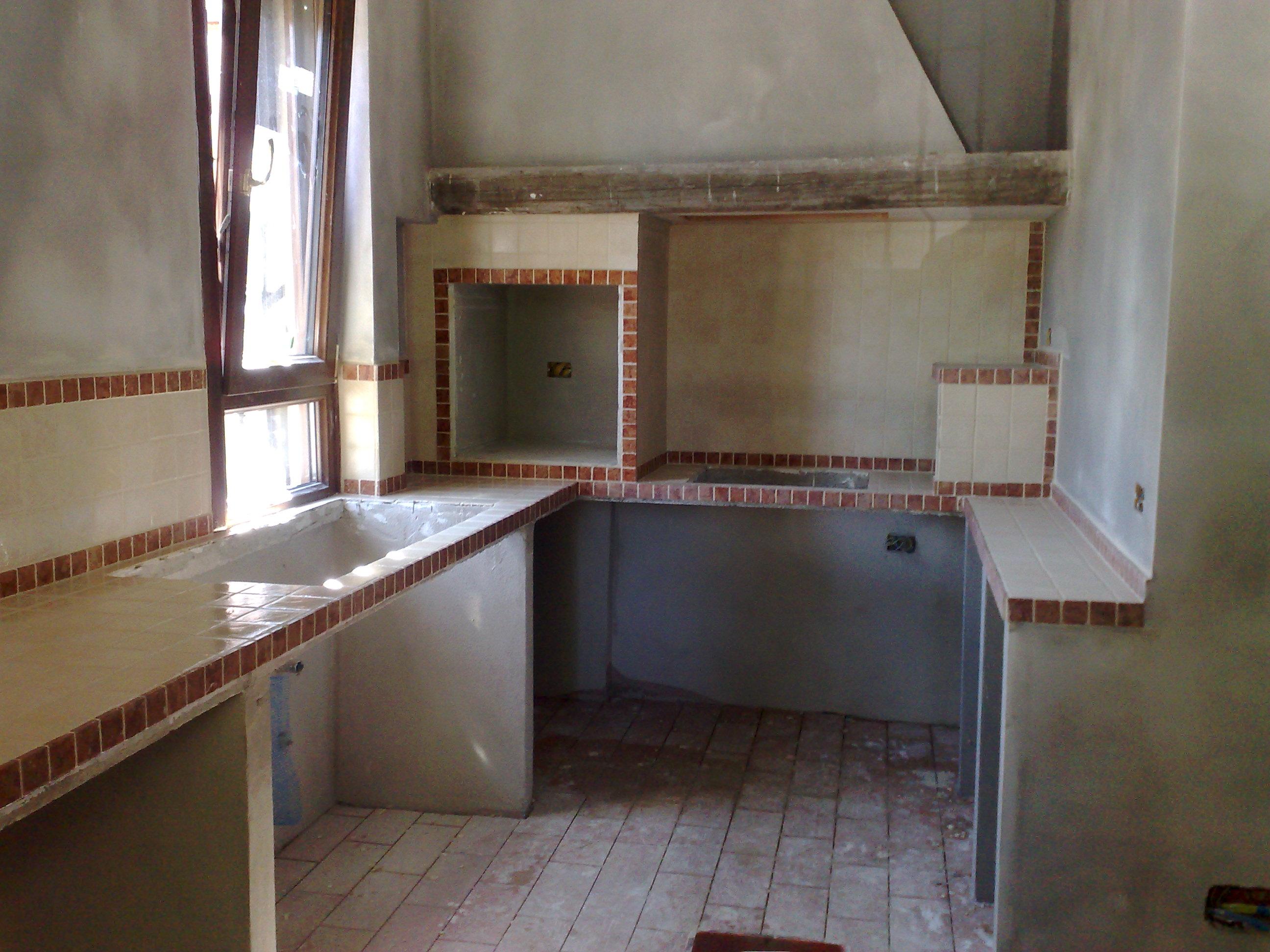 Muratura e interni come faccio a - Progettare cucina in muratura ...